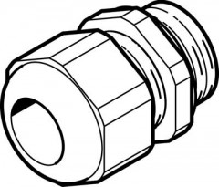 presse-étoupe NETC-P-M12-EX4
