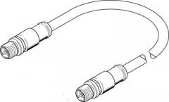 câble de liaison NEBS-SM12G12-E-0.3-N-M12G12