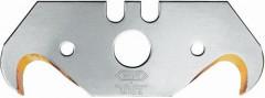 Lame crochet TiN 0,65mm pack de 10