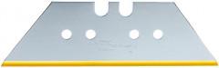 Lame trapézoïdale TiN 0,65mm pack de 10