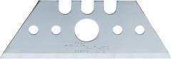 Lame trapézoïdale 50,8x18,7x0,65mm pack de 10