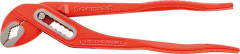 Pince multiprise chrome-vanadium DIN/ISO8976 rouge 175mm
