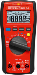 Multimètre numérique MM 6-2