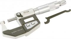micrometre digital 1/100e 0 a 25 mm
