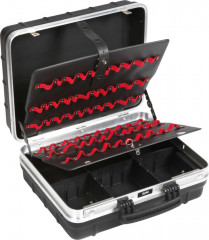 valise abs thermoforme avec elastiques