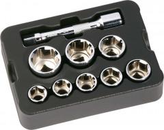 module douilles 1/2 dyna 16-30 mm