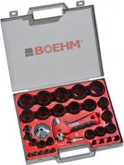 Jeu de découpe-joints 2-50mm BOEHM