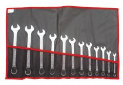 Jeu de clés mixtes contrecoudées métriques