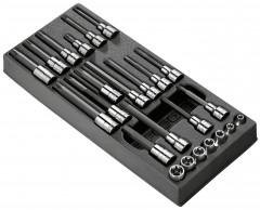 Module d'outils de serrage et desserrage de culasse - 24 pièces