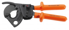 Coupe-câble à cliquet isolés 1000 Volts série VSE