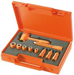 Composition de 10 outils isolés 1000 Volts série VSE