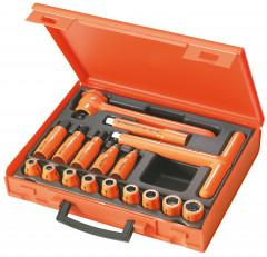 Composition de 17 outils isolés 1000 Volts série