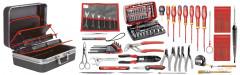 Sélection électricien 94 outils - valise