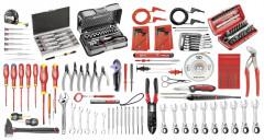 Sélection électricien 172 outils