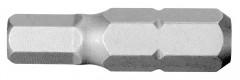Embout standard série 1 pour vis 6 pans creux métriques