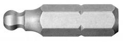 Embout standard série 1 à tête sphérique pour vis 6 pans creux
