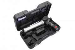 pistolet extrudeur sur batterie 10,8 v  chargeur en coffret