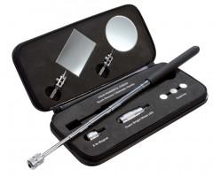 kit d'inspection professionnel avec outils interchangeables