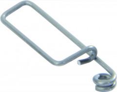 5 clips inox porte-outils fme pour clés polygonales 6-9mm