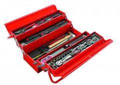 composition de 113 outils avec caisse de maintenance étanche