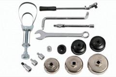 composition d'outils pour vidange