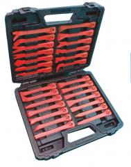 jeu de 27 outils pour deposer des garnitures