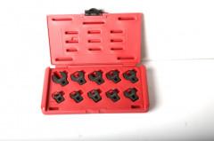 10 cles a tuyauter 12 pans 3/8 plates pour injecteurs