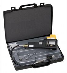 compressiomètre diesel avec fiches diagramme