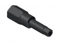 extracteur pour injecteur avec électrode de 10 mm