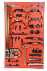 panneau rouge suspension 2