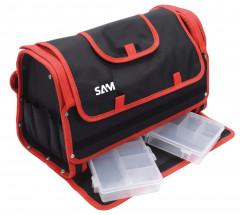 caisse a outils textile vide 420 mm petit modele