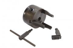 mandrin 100 mm pour kit k300