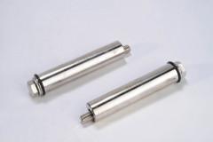 guides 8 mm (jeu de 2), pour face avant vag 80/a4/100/a6