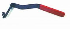 levier reglage tension courroie renault r18 / fuego 2.0