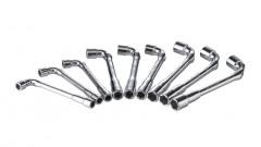 lot de 3x3 cles a pipe : 8-10-13 mm