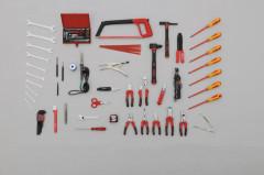 composition 93 outils electricien industrie batiment