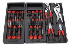 composition de 131 outils pour mecanique vl