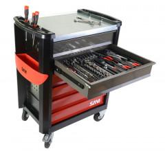 composition 221 outils en module mousse