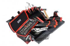 composition 38 outils + box