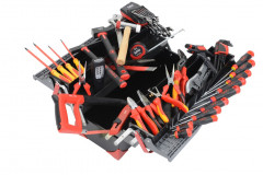 composition 67 outils + box