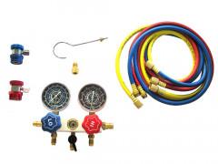 manometre de controle de pression r134a