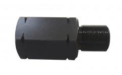 adaptateur filete 24mm m16