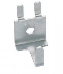 crochet simple droit de 20mm pour panneaux services