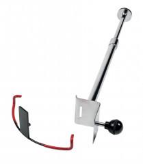 kit pousse pedale - bloc volant k450