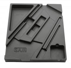 module vide pour scie + accessoires