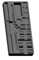 module vide pour taraud fil