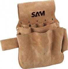 ceinture porte outils en cuir
