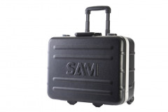 valise polypropylene avec trolley