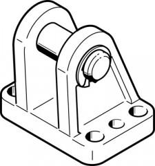CHAPE DE PIED   LBG-100-R3