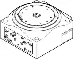 PLATEAU À INDEXATION DHTG-90-12-A